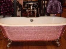 Алмазная необычная ванна