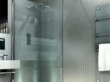 Душевые ограждения в ванной комнате