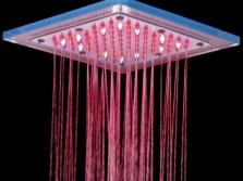 Хромотерапия - душ с подсветкой