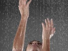 Контрастный душ - положительный эффект