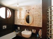 Ванная комната в стиле фьюжн