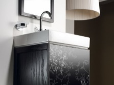 Мебель для ванной комнаты в современном стиле