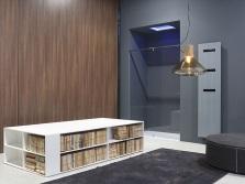Ванна-библиотека