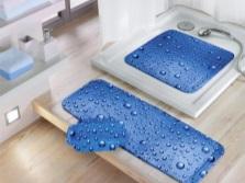 Резиновые коврики для ванны и душа