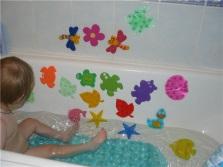 Детский коврик массажный