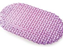 Силиконовый коврик для ванной