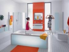 Современная ванная минимализм