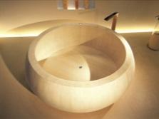 Офуро - ванная в японском стиле