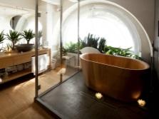 Японский стиль - ванная