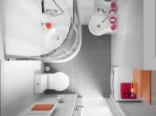 Перепланировка современной ванной
