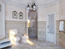 Сантехника в ванной в стиле прованс