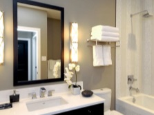 Светильники влагостойкие для ванной комнаты