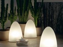 Напольные влагостойкие светильники в ванной комнате