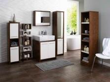 Мебельный гарнитур со шкафами разного вида