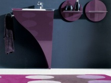 Комплект мебели фиолетовая