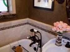 Бронзовые смесители для ванной