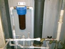 Магистральные фильтры для стиральных машин