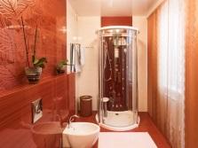 Единый стиль ванной комнаты