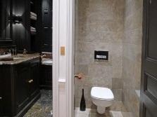 Плитка для пола в туалете и ванной
