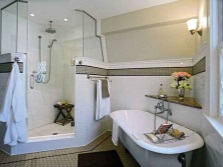 Ванная комната без санузла