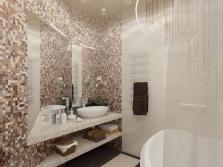 Дизайн ванной с помощью 3D программы