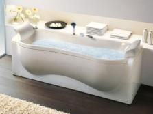 Акриловая прямоугольная ванна