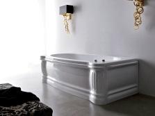 Ванна с панелями