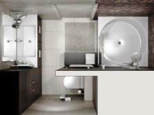 План ванной комнаты с ванной