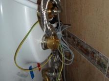 Подключение парогенератора душевой кабины