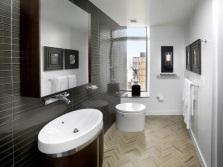 отделка небольшой ванной
