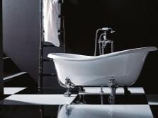 Чугунная ванна красивая