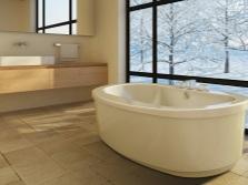 Красивая ванна Jacuzzi