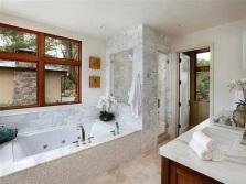 Удобные ванные комнаты