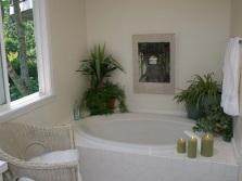 Небольшие комфортные ванные