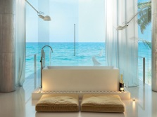 Уютная ванная для удовольствия