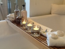 Умиротворяющие ароматы ванной