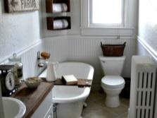 Материалы для уюта маленькой ванной