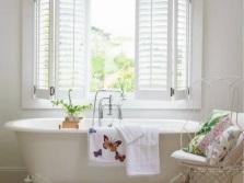 Небольшие и комфортные ванные комнаты