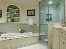 Ванная комната сделанная для комфорта