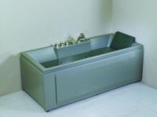 Китайская акриловая ванна с гидромассажем