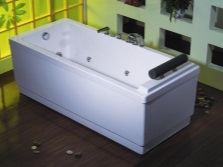 Прямоугольная ванна Golf