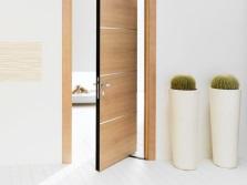 Двери для ванной, открывающиеся в обе стороны