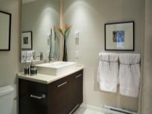 Прямоугольная раковина для ванной комнаты