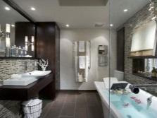 Красивая и модная ванная