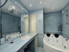 Точечное освещение для ванной