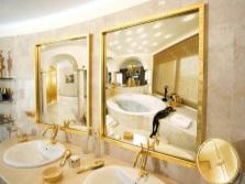 Красивые зеркала для стильной ванной