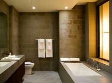 Деревянный подиум для ванны