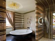 Ванна и душевая в одной комнате