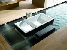 Прямоугольная ванна Kaldewei