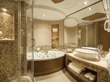 Красивая плитка мозаика в ванной